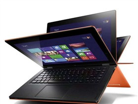联想 Yoga13-ISE 13.3英寸超极本(i7-3517U/8G/256G SSD/Win8/橙)
