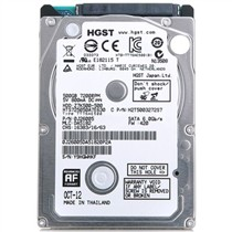 日立 500G SATA6Gb/s 7200转32M 7mm笔记本硬盘(HTS725050A7E630)