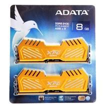 威刚 XPG V2.0 DDR3 3100 8G(4G*2)台式机内存