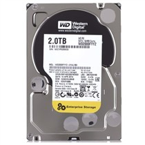 西部数据 RE4系列 2TB SATA6Gb/s 7200转64M 企业级硬盘(2000FYYZ)