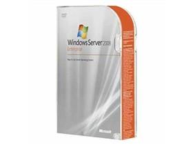 微软 Windows Server 2008 R2 英文标准版(简包)5用户