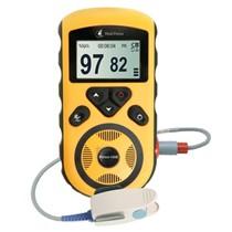 力康 Prince-100E 手掌式脉搏血氧饱和度仪 标配成人血氧探头  血氧仪