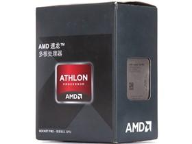 AMD 速龙II四核 760K盒装CPU (Socket FM2/3.8GHz/4M/100W)