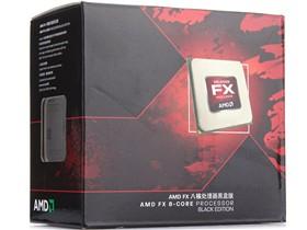 AMD FX系列八核 FX-8350 盒装CPU(Socket AM3+/4.0GHz/16M缓存/125W)