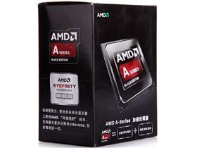 AMD APU系列双核 A6-6400K 盒装CPU(Socket FM2/3.9GHz/1M缓存/HD8470D/65W)