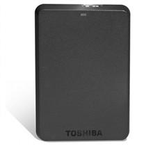 东芝 黑甲虫系列 2.5英寸移动硬盘(USB3.0)500GB