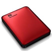 西部数据 My Passport USB3.0 1TB 超便携硬盘(红色)BBEP0010BRD-PESN