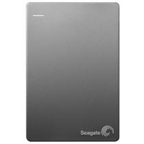 希捷 Backup Plus睿品(升级版) 1T 2.5英寸 USB3.0移动硬盘 皓月银(STDR1000301)