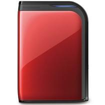 巴法络 2.5英寸 移动硬盘 USB3.0 HD-PZ500U3R-CH  500G(红色)
