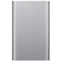 索尼 HD-E1 1TB USB3.0移动硬盘(冰河银)