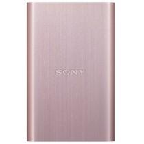 索尼 HD-E1 1TB USB3.0移动硬盘(炫彩粉)