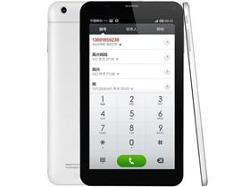 酷比魔方 TALK7X 7英寸平板电脑(联发科MT8312/1G/4G/1024×600/Android 4.1/前黑后白)