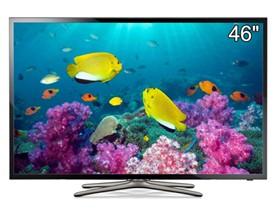 三星 UA46F5500ARXXZ 46英寸网络智能LED电视(黑色)