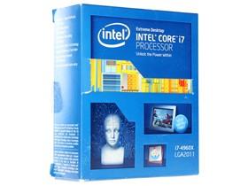 Intel 酷睿六核i7-4960X 盒装CPU(LGA2011/3.6GHz/15M三级缓存/130W/22纳米)