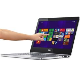 戴尔 Ins14HR-1808TS 14英寸超极本(i7-4500U/8G/256G SSD/核显/触屏/Win8/银)