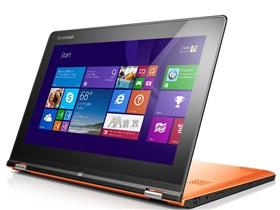 联想 Yoga13 II 13.3英寸笔记本(i5-4200U/4G/128G SSD/变形触控/高分屏/Win8.1/日光橙)