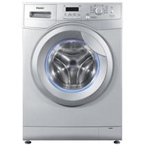 海尔 (Haier)XQG70-B10866 7公斤变频滚筒洗衣机(银灰色)