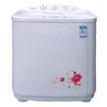 摩尔 (More)XPB80-883S 8公斤半自动波轮洗衣机(白色)