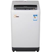 松下 XQB65-Q661U 6.5公斤全自动波轮洗衣机(灰白色)