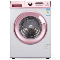 三洋 (SANYO)DG-F6031WN 6公斤全自动滚筒洗衣机(月白色)