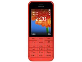 诺基亚 220 GSM手机(红色)双卡双待单通售后