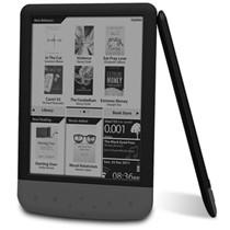 OAXIS XpringBook E6L 电子书阅读器 6英寸E-ink电子墨水屏 大容量4GB 内置可调节阅读灯