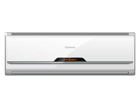 长虹 KFR-23GW/DMF(W1-H)+2 1匹挂式冷暖空调(白色)
