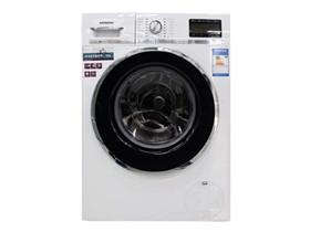 西门子 WM14S7600W 9公斤全自动滚筒洗衣机(白色)