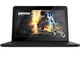 雷蛇 Blade灵刃2014 14英寸笔记本电脑(i7-4702HQ/8G/128G SSD/GTX870M 3G独显/Win8.1)黑色