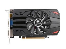 七彩虹 GT730K 灵动鲨-2GD3 900MHz/1800MHz 2048M/64bit GDDR3 PCI-E 3.0显卡