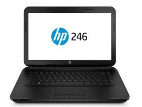 惠普 246 G3 (J7V30PA) 14英寸笔记本(i5-4210U/4G/1TB/GeForce 820M/DOS/黑色)