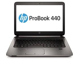 惠普 ProBook 440 G2(J4Z33PT) 14英寸笔记本(i5-4210U/4G/1TB/R5 M255/WIN7/黑色)