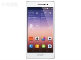 华为 P7 16GB 移动版4G手机(白色)
