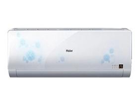 海尔 KFR-26GW/06NHA23A 1匹壁挂式冷暖空调(白色)