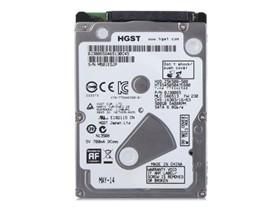日立 500G SATA6Gb/s 5400转8M 7mm笔记本硬盘(HTS545050A7E680)
