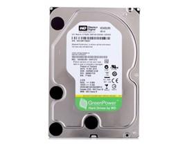 西部数据 AV-GP系列 4TB SATA3 64M 监控级硬盘(WD40EURX)