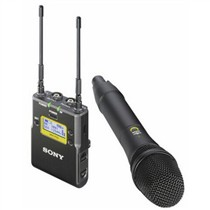 索尼 UWP-D12 无线麦克风套件 无线话筒