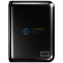 西部数据 My Passport Essential系列2.5英寸USB3.0移动硬盘500GB (黑色)(BACY5000ABK)