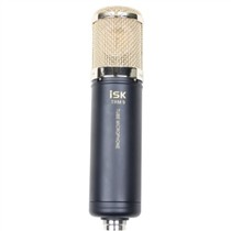isk TRM9 专业电容麦克风 纯金镀膜双重大震动音头 九种指向性可调