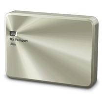 西部数据 My Passport Ultra周年纪念版USB3.0 2TB 超便携移动硬盘 (金色)BEZW0020BCG