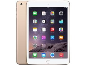苹果 iPad mini3 MGY92ZP/A 7.9英寸平板电脑(64G/Wifi版/金色)港版