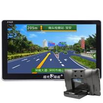 现代E陆航 X70 便携GPS导航仪电子狗一体机 凯立德 流动固定多功能 官方标配+外置16G