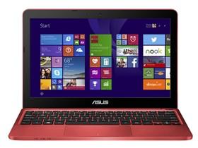 华硕 X205 思聪本 11.6英寸笔记本(Intel Z3735F/2G/32G/核显/Win8/红色)