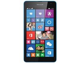微软 Lumia 535 8GB 移动版4G手机(双卡双待/蓝色)