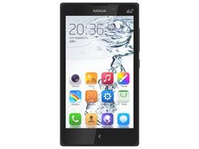 诺基亚 XL 4GB 移动版4G手机(升级版/黑色)