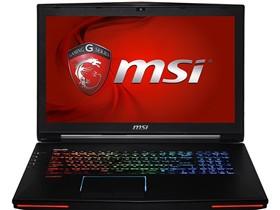 微星 GT72 2QE-209CN 17.3英寸游戏本(i7-4980HQ/32G/1T+512G/GTX980M 8G独显/Win8/黑色)