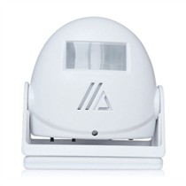 君得 LK-5301 电子红外线迎宾器 RZX0073 店铺感应迎宾门铃报警器