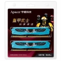 宇瞻 盔甲武士 DDR3 2133 16g(8g*2)台式机内存