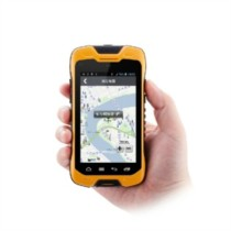 任我游 A3集思宝UG801户外专业三防手持式GPS+北斗导航仪 支持WCDMA/GSM 黄色A3+32G卡