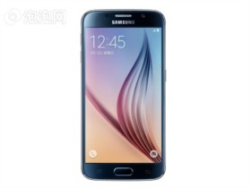 三星 Galaxy S6 32GB 电信版4G手机(双卡双待/星钻黑)